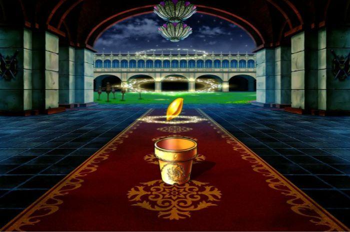 金鉢の画像