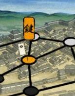 江戸城 鍵マップ